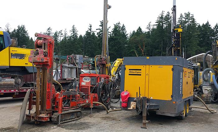 Excavation Construction Equipment | Vancouver Island, BC